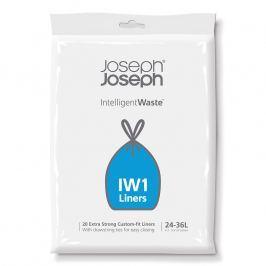 Joseph Joseph Extra pevné sáčky na odpadky 24–36 l IntelligentWaste™ IW1