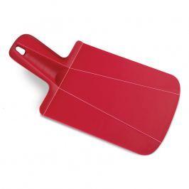 Joseph Joseph Skládací krájecí prkénko červené Chop2Pot™ Mini