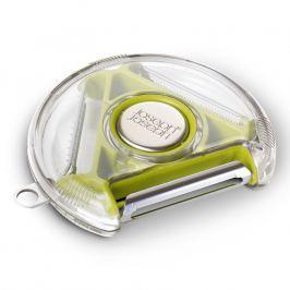Joseph Joseph Trojbřitá rotační škrabka zelená Rotary Peeler™