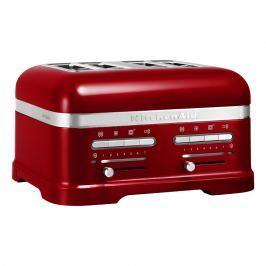 KitchenAid Toustovač na 4 plátky Artisan červená metalíza