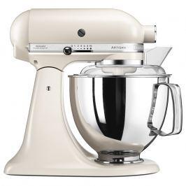 KitchenAid Kuchyňský robot Artisan Elegance s 2 mísami bílá káva