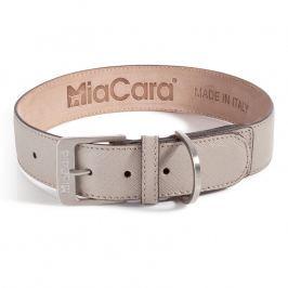 MiaCara Obojek Torino béžový M