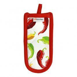 MÜkitchen Kuchyňská chňapka na rukojeť chilli peppers MÜincotton®
