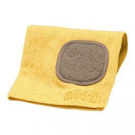 MÜkitchen Kuchyňský hadřík z mikrovlákna s drátěnkou žlutý MÜcloth