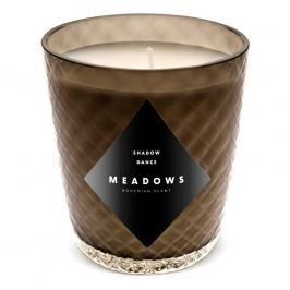 Meadows Vonná svíčka Shadow Dance mini kouřová