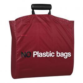 Stelton Nákupní taška No plastic pink i:cons Nákupní tašky a košíky