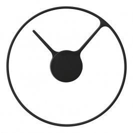 Stelton Nástěnné hodiny velké Ø 30 cm black classic
