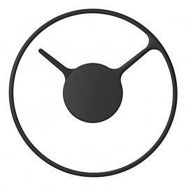 Stelton Nástěnné hodiny střední Ø 22 cm black classic