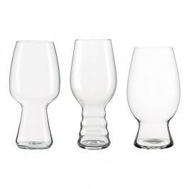 Spiegelau Tasting kit basic 3 kusy Craft Beer