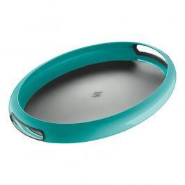 Wesco Podnos Spacy Tray oválný tyrkysový