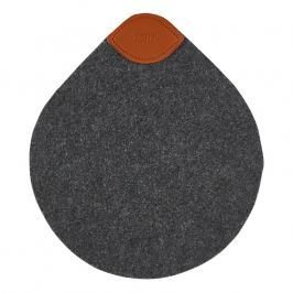 ZONE Podložka pod hrnce malá dark grey CRAFT
