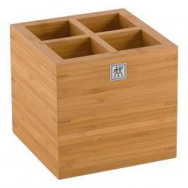 ZWILLING Bambusový box na kuchyňské náčiní velký