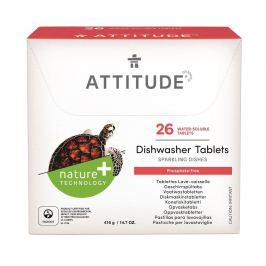Tablety do myčky bez fosfátů Attitude 520g