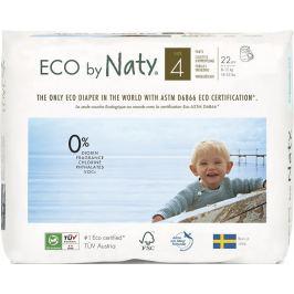 Naty Natahovací plenkové kalhotky Maxi 8-15 kg 22 ks