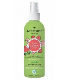 Sprej pro snadné rozčesávání dětských vlásků s vůní melounu a kokosu Attitude Little leaves 240ml