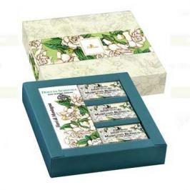 Dárkový set Horské květiny s arganovým olejem Florinda (200ml; 3x50g)