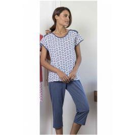 Dámské pyžamo Lady Belty 0135-11 - barva:BELMAR/námořnická, velikost:L