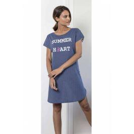 Dámská noční košile Lady Belty 0410-11 - barva:BELMAR/námořnická, velikost:L