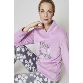 Pyžamo Lady Belty 19I-1609C-23 - barva:BELUNICO/potisk, velikost:L