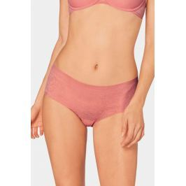 Kalhotky Sloggi ZERO Lace Short - barva:SLO00CN/terakotová, velikost:L Dámské prádlo