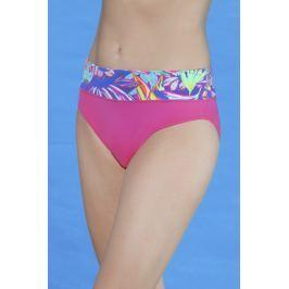 Plavkové kalhotky Triola 92208 - barva:BV82/tmavá růžová, velikost:90