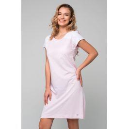 Dámská noční košile Pleas 166764 - barva:PLE505/růžová, velikost:S