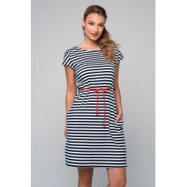 Šaty Pleas 166830 - barva:PLE800/modrá, velikost:XXL