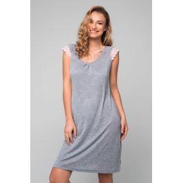 Šaty Lady Belty 19V-0431M-22 - barva:BELGRI/šedá, velikost:S