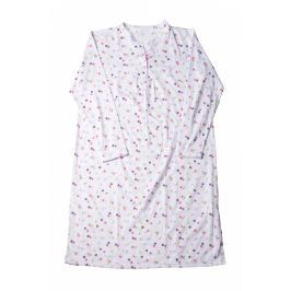 Dámská noční košile Lady Belty 19V-0572S-25 - barva:BELROS/růžová, velikost:XL