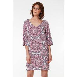 Plážové šaty Lady Belty 19V-1010R-63 - barva:BEL63UNI/geometrický, velikost:S