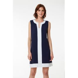 Plážové šaty Lady Belty 19V-1016L-64 - barva:BEL64UNI/tmavě modrá, velikost:L