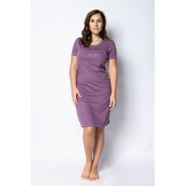 Dámská noční košile Pleas 164475 - barva:PLE514/fialová, velikost:M