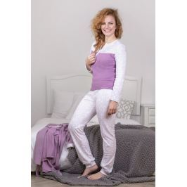 Dámské pyžamo Lady Belty 17I-0114-08 - barva:BELMOR/fialová, velikost:L