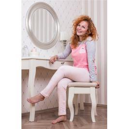 Dámské pyžamo Lady Belty 17I-0108-16 - barva:BELROS/růžová, velikost:L