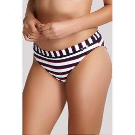 Plavkové kalhotky SW1376 Panache - barva:PANKNAVY/namořnické proužky, velikost:10