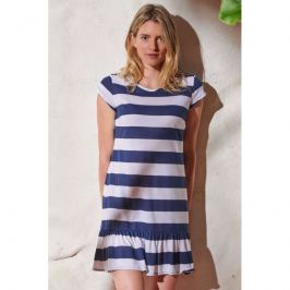 Šaty Lady Belty 20V-1015J-84 - barva:BELMAR/námořnická, velikost:L