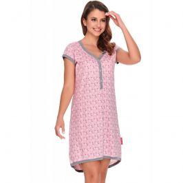 Noční košile Doctor Nap 9940 - barva:NAPPAP/papája, velikost:L