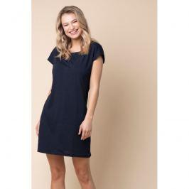 Šaty Pleas 170841 - barva:PLE804/noční modrá, velikost:XXL