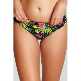 Plavkové kalhotky SW1295 Panache - barva:PANKBLPA/černá palma, velikost:10