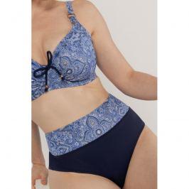 Plavkové kalhotky Dorina D01130M - barva:DORON111/modrý vzor, velikost:L
