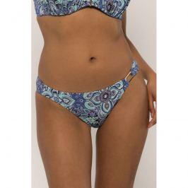 Plavkové kalhotky Dorina D02154M - barva:DORON110/modrý vzor, velikost:L