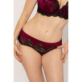 Kalhotky Dorina D02283L - barva:DOROR75/purpurová, velikost:L