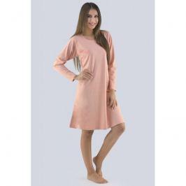 Dámská noční košile Gina 19095P - barva:GINMORMER/tomatová, velikost:L