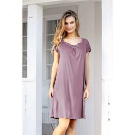 Noční košile f61008 - barva:XBV14/rosé, velikost:L