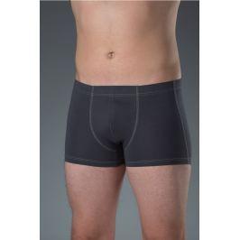 Pánské boxerky Con-ta 5754 - barva:CON734/Šedo-černá, velikost:L