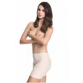 Kalhotky s nohavičkou Bermudy Julimex - barva:JULBEIG/béžová  , velikost:L