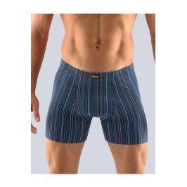 Pánské boxerky Gina 74089P - barva:GINDCMDxA/šedo-modré, velikost:50/52