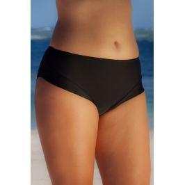 Plavkové kalhotky TRIOLA 91615 - barva:BV04/černá, velikost:75