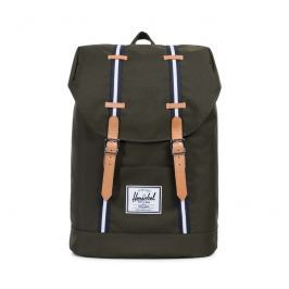 Herschel Supply Retreat Forest Green/Tan