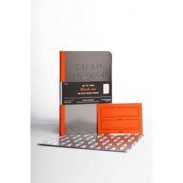 Black Ice - linkovaný papír 3-balení